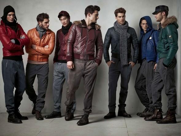 Лукбук: Dolce & Gabbana FW 2011 Men's. Изображение № 31.
