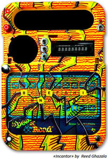 Синтезатор какпроизведение искусства. Изображение № 9.