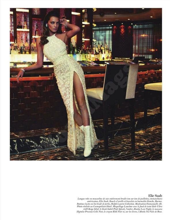 Съёмка: Дарья Вербова для французского Vogue. Изображение № 8.