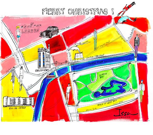 Новогодние открытки. Изображение № 2.