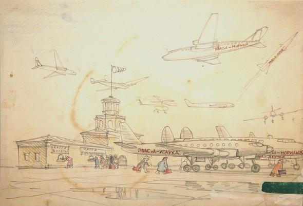 Советская карикатура НА ЗлоБу ДнЯ. Изображение № 11.