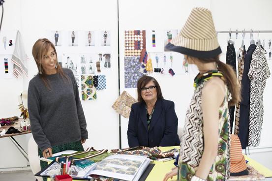 В процессе создания коллекции Marni для H&M. Изображение № 3.