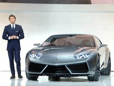 Lamborghini Estoque. Изображение № 7.