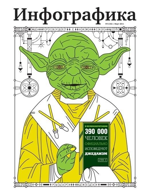 """Изображение 9. Журнал """"Инфографика"""" (Санкт-Петербург).. Изображение № 9."""