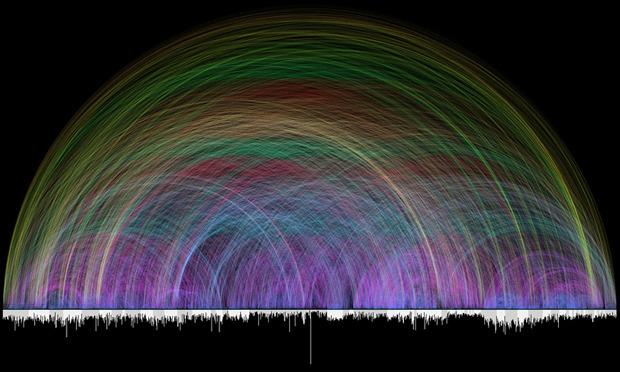 База данных: Как превратить информацию в искусство. Изображение № 13.