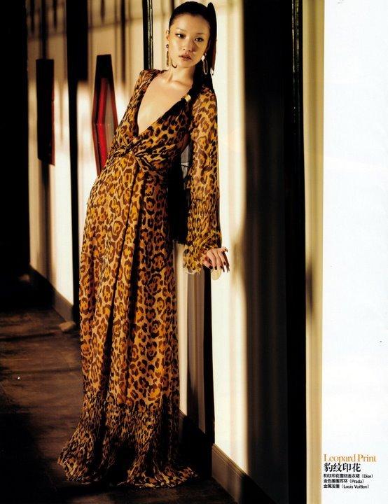Жаркий выходной (China Vogue, Feb2009). Изображение № 6.