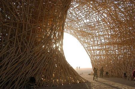 """Фестиваль """"Burning Man! """" вНеваде. Изображение № 5."""