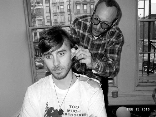 Терри Ричардсон подстриг Джареда Лето. Изображение № 3.