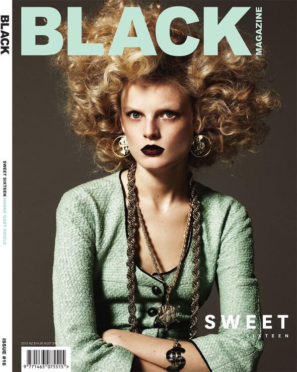 Обложки: Dazed & Confused, Harper's Bazaar, Tush и другие. Изображение № 3.