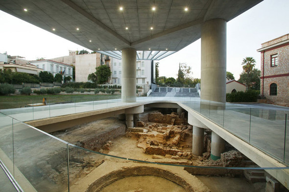 The new Acropolis Museum. Изображение № 4.