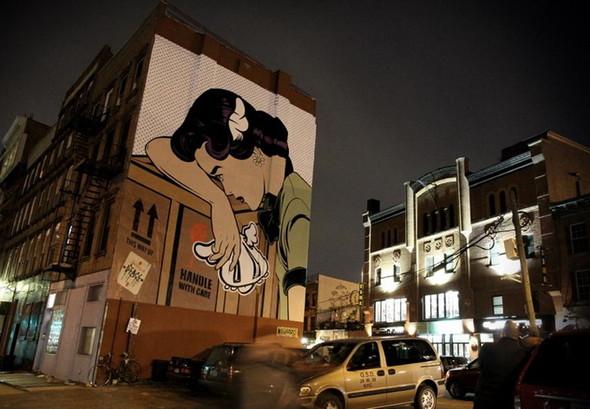 DFace в Нью-Йорке. Изображение №7.