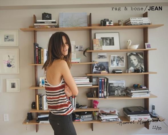 Кампания: Ханнели Мустапарта для Rag & Bone. Изображение № 28.