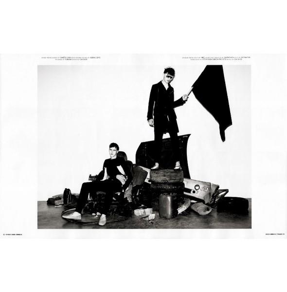 Изображение 29. Мужские съемки: Vogue, L'Officiel и другие.. Изображение № 38.