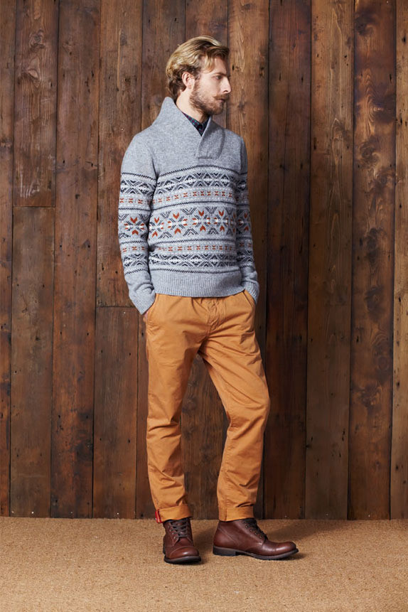 Ben Sherman Lookbook AW11. Изображение № 7.