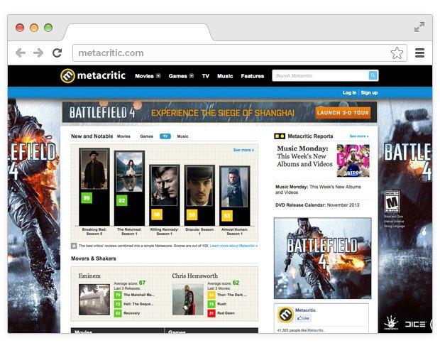 10 полезных сайтов для любителей сериалов. Изображение № 7.