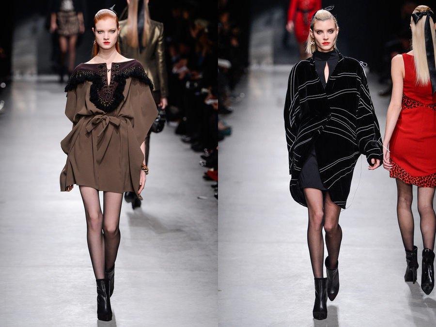 Неделя моды в Париже:  Дни 1 и 2. Изображение № 27.