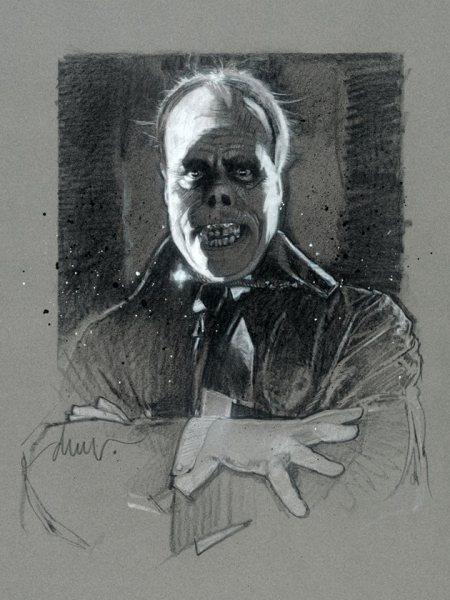 Дрю Стрюзан - Призрак Оперы. Изображение № 1.
