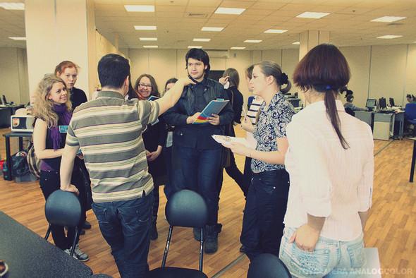 Изображение 7. Яндекс и e-Legion открыли свои двери для школьников.. Изображение № 6.