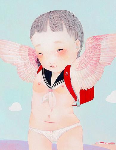 Как болеет за детей Хикари Шимода. Изображение № 47.