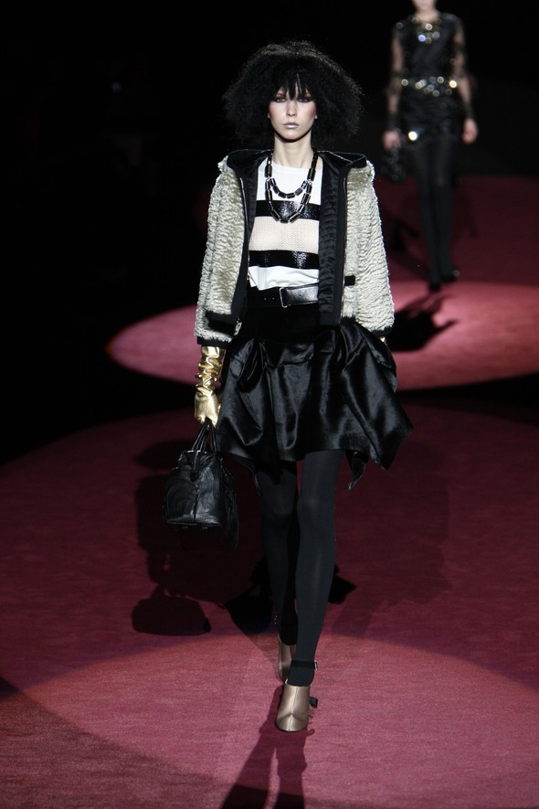 Marc Jacobs fall winter 2009–2010. Изображение № 58.