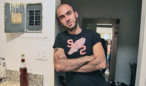 Интервью с Александром Снегирёвым. Изображение № 1.
