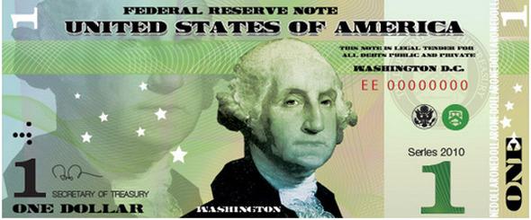 Как дать доллару вторую жизнь: Вашингтон и другие в новом дизайне. Изображение № 6.