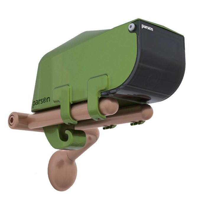 Дизайнеры адаптировали камеры наблюдения для детского сада. Изображение № 1.