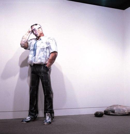 Фотоскульптуры Гвона Осанга. Изображение № 15.