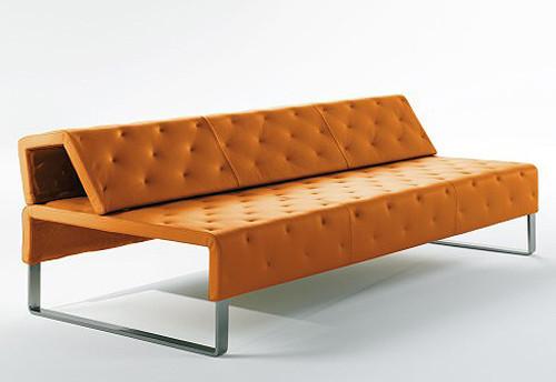 Минималистский диван Jazz от Matteograssi. Изображение № 3.