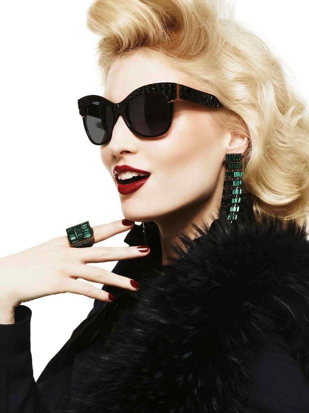Вышли новые лукбуки Joie, Roberto Cavalli, Juicy Couture и других марок. Изображение № 215.