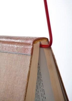 Изображение 3. Вещь: Лампа для чтения книг от Groupa Studio.. Изображение № 3.
