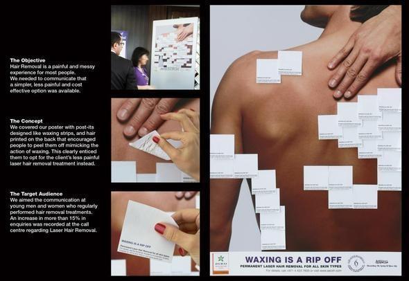 Изображение 16. Креативная реклама Post-it.. Изображение № 16.