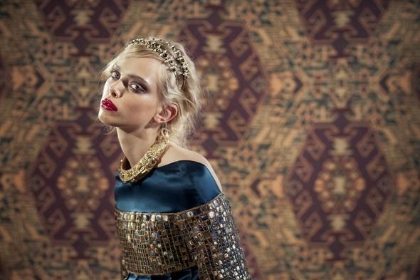Съёмка: Таня Дягилева в Chanel для Grey. Изображение № 7.