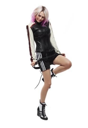 Превью лукбука: Adidas Originals By Jeremy Scott FW 2011. Изображение № 8.