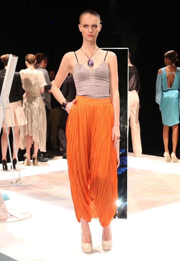 New York Fashion Week Spring 2012: День шестой. Изображение № 29.