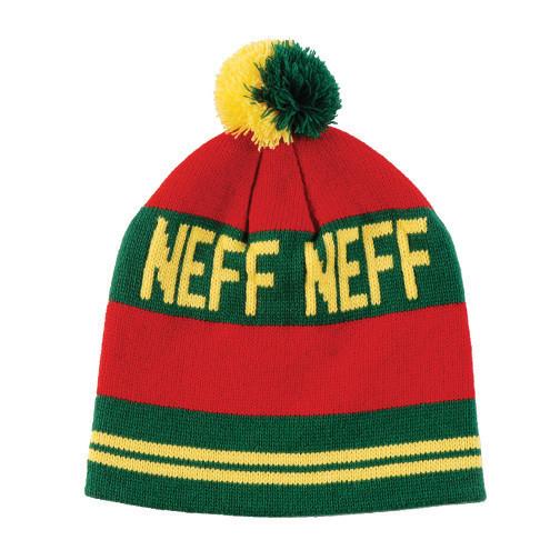 Оригинальные мужские шапки от NEFF. Изображение № 9.