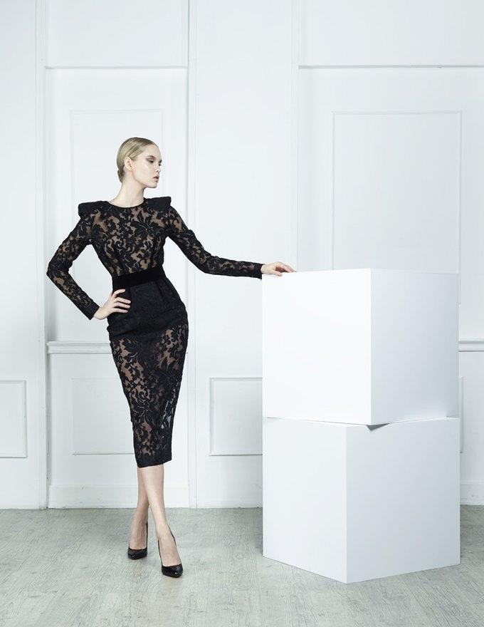 Российская марка Bohemique выпустила новую коллекцию. Изображение № 9.
