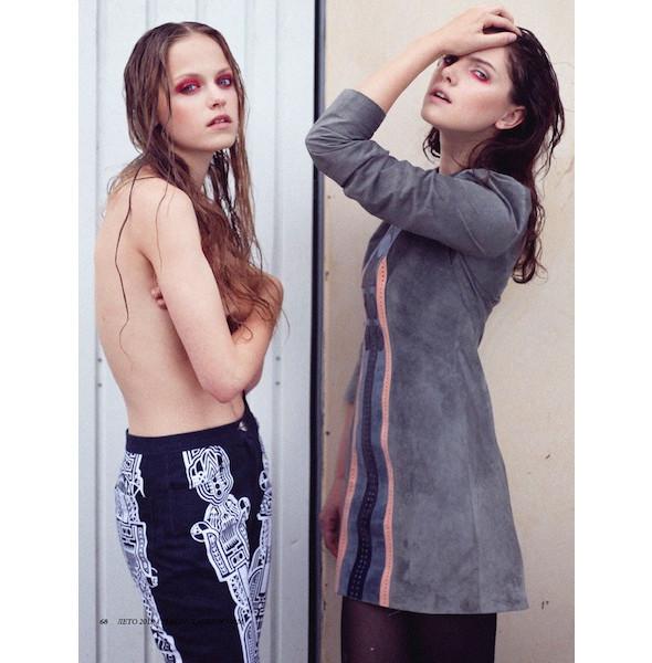 Новые съемки: Numero, Playing Fashion, Tangent и Vogue. Изображение № 11.