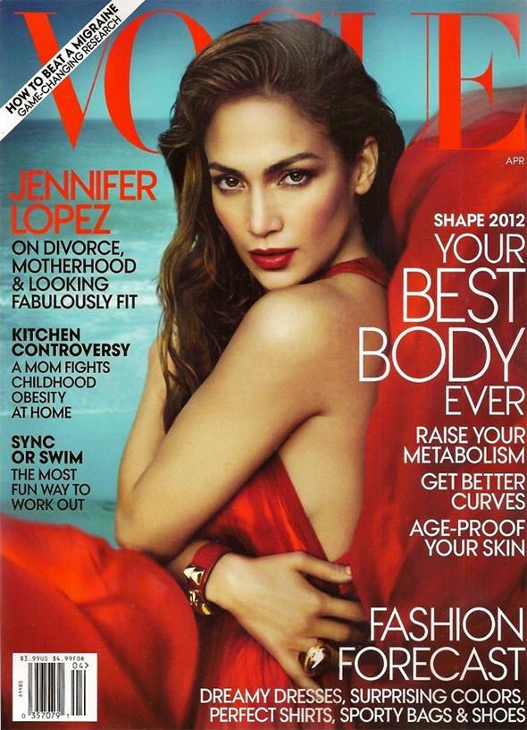 Обложки за апрель: Vogue, Harper's Bazaar, Numéro и др. Изображение № 5.