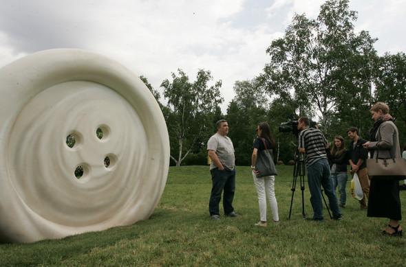 Открылся фестиваль современной скульптуры Kyiv Sculpture Project. Изображение № 2.