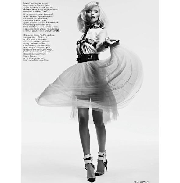 Изображение 54. Съемки: 10, Elle и Vogue.. Изображение № 53.