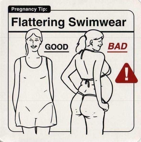 Инструкция длянемного беременных людей. Изображение № 5.