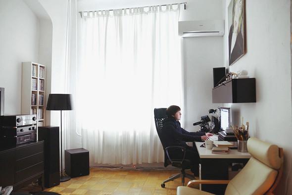 Рабочее место: Дмитрий Яковлев, креативный директор Leo Burnett. Изображение № 7.