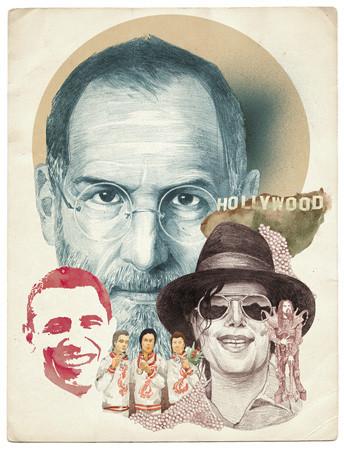 Создать папку: 5 успешных российских иллюстраторов рассказывают о портфолио. Изображение №103.