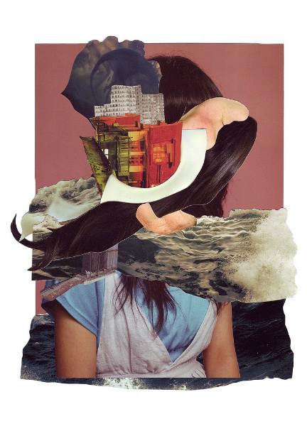Клей, ножницы, бумага: 10 современных художников-коллажистов. Изображение № 25.