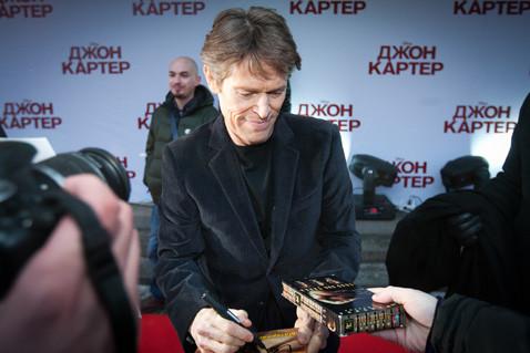 Ретрофутуризм. В Москве прошла премьера фильма «Джон Картер». Изображение № 4.