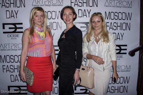 Летняя Школа Fashion Журналистики-2012 посетила премию Moscow Fashion . Изображение № 1.