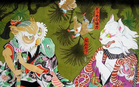Звериная Япония Мойры Хан. Изображение № 22.