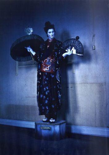 Съёмка: Тим Уокер для итальянского Vogue. Изображение № 11.
