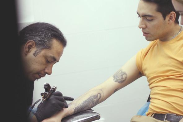 Изображение 57. На полруки: о татуировках в Мадриде.. Изображение № 98.